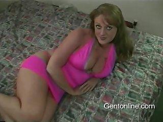 Amateur vide Julie J gets fucked in doggy and receives cum in brashness