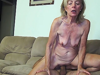 81 years venerable old lady banged by stepson