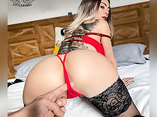 Littleangel84 - Assfucked by the Airbnb owner - S02E01
