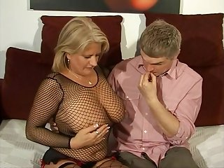 Hardcore fucking with seductive fit together Robyn Ryder nearly stockings