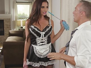 Sexual delight be fitting of a maid in her 40s