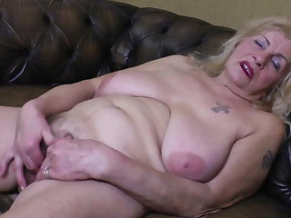Most assuredly Old Granny Oma GILF with Big Saggy Tits