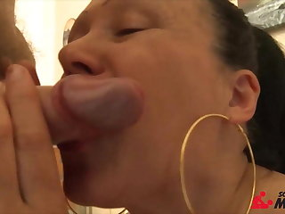 ScambistiMaturi - Mature Italian swinger enjoys hardcore sex