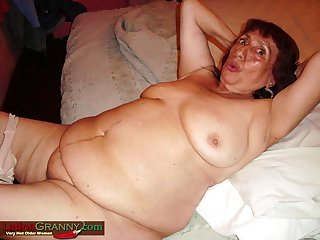 LatinaGrannY What an Virile Well Aged Nudes Here