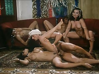 Vintage Porn Movie - The Erotic Adventures Be expeditious for Aladdin