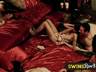 Roleplay sex conviviality up a sexy group