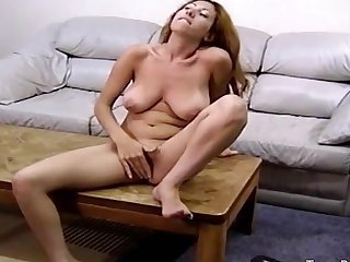 Sex Toy For Saleable MILF Wife Make her Feels Deep Well-disposed