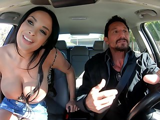 Super stacked French MILF Anissa Kate just knows how to make sex unforgettable