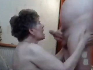 Рot and prex granny unwashed one lucky big cock