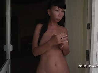 Substandard Russian MILF Exhibitionist 39