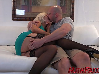 MILF Alena Croft Gets Rammed in her Big Pain in the neck