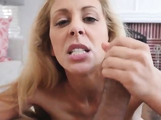 Hardcore anal feet first time Cherie Deville in